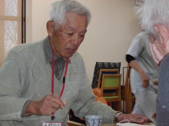 ⑦将棋ボランティア田中様